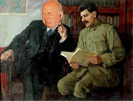 LuzhMafia stalin